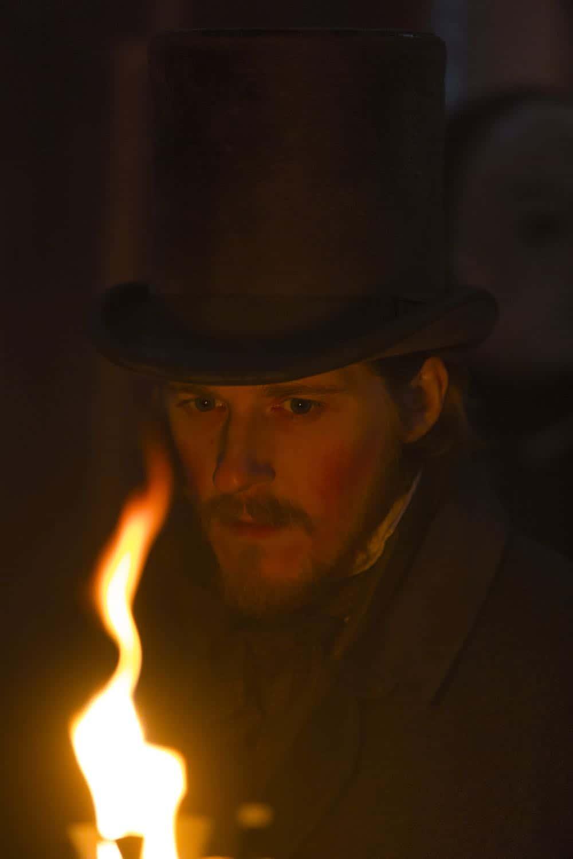 Adam Nagaitis as Cornelius Hickey- The Terror _ Season 1, Episode 6 - Photo Credit: Aidan Monaghan/AMC