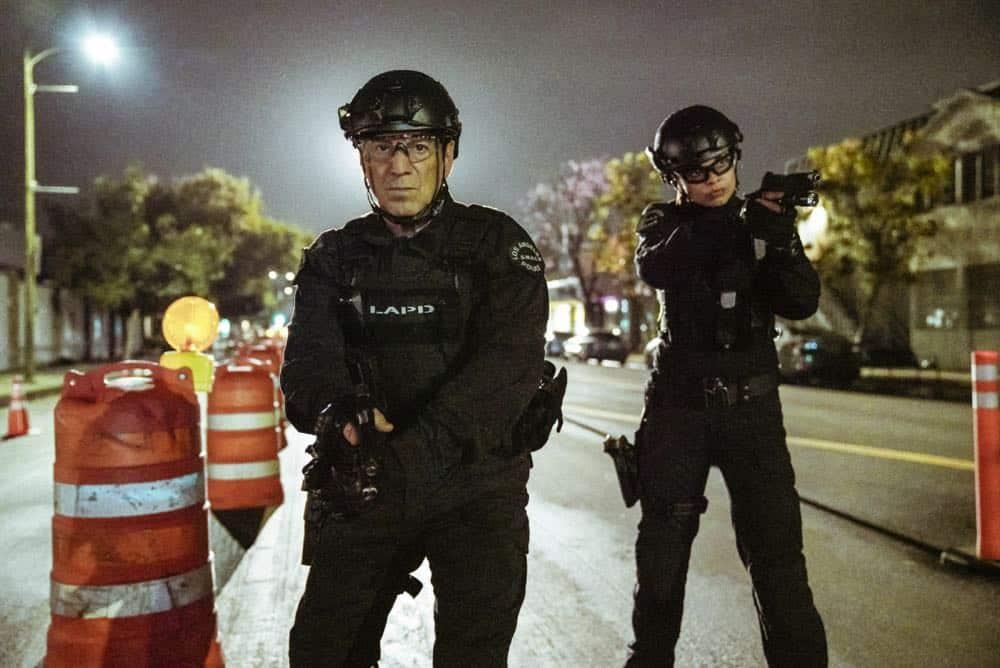 SWAT Episode 18 Season 1 Patrol 03