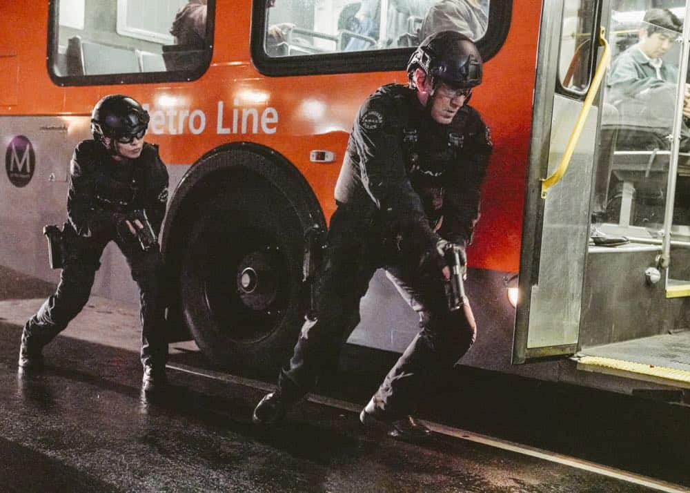 SWAT Episode 18 Season 1 Patrol 06