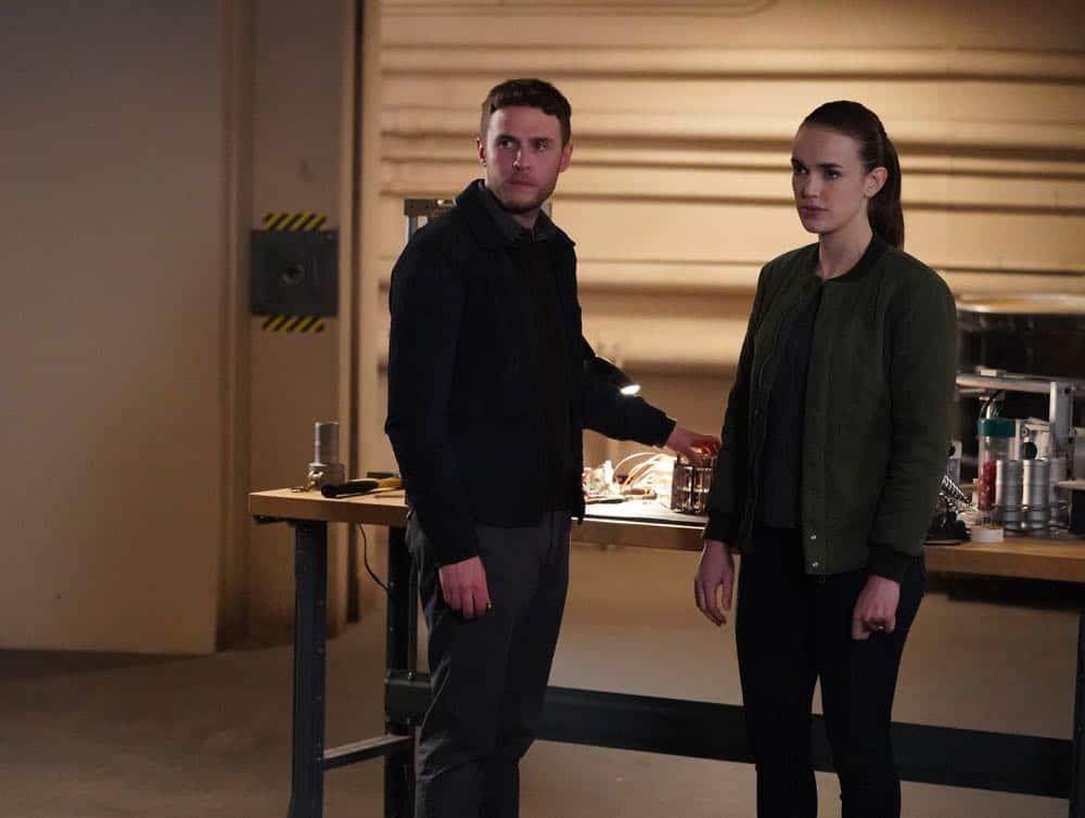 Agents Of SHIELD Episode 18 Season 5 All Roads Lead 13