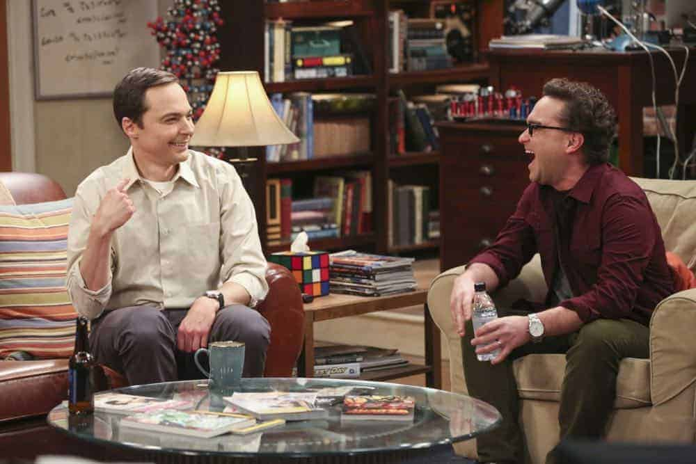 The Big Bang Theory Episode 22 Season 11 The Monetary Insufficiency 10