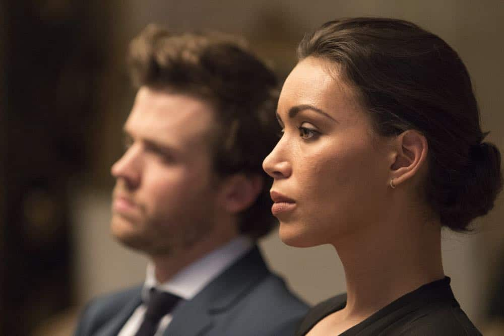 "DECEPTION - ""Sacrifice 99 to Fool One"" - The FBI calls on Jonathan Black to help stop the Mystery Woman from committing her next crime, on ABC's ""Deception,"" airing TUESDAY, APRIL 24 (10:00-11:00 p.m. EDT), on The ABC Television Network. (ABC/Giovanni Rufino) ILFENESH HADERA"