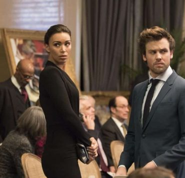 "DECEPTION - ""Sacrifice 99 to Fool One"" - The FBI calls on Jonathan Black to help stop the Mystery Woman from committing her next crime, on ABC's ""Deception,"" airing TUESDAY, APRIL 24 (10:00-11:00 p.m. EDT), on The ABC Television Network. (ABC/Giovanni Rufino) ILFENESH HADERA, JACK CUTMORE-SCOTT"