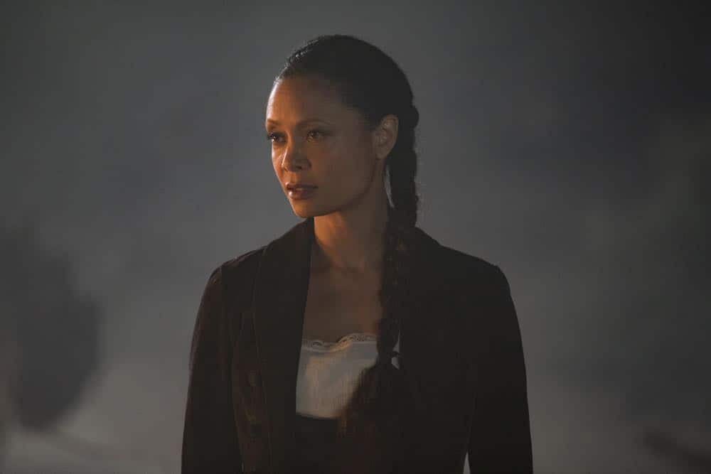 Episode 12 (season 2, episode 2), debut 4/29/18: Thandie Newton. photo: John P. Johnson/HBO