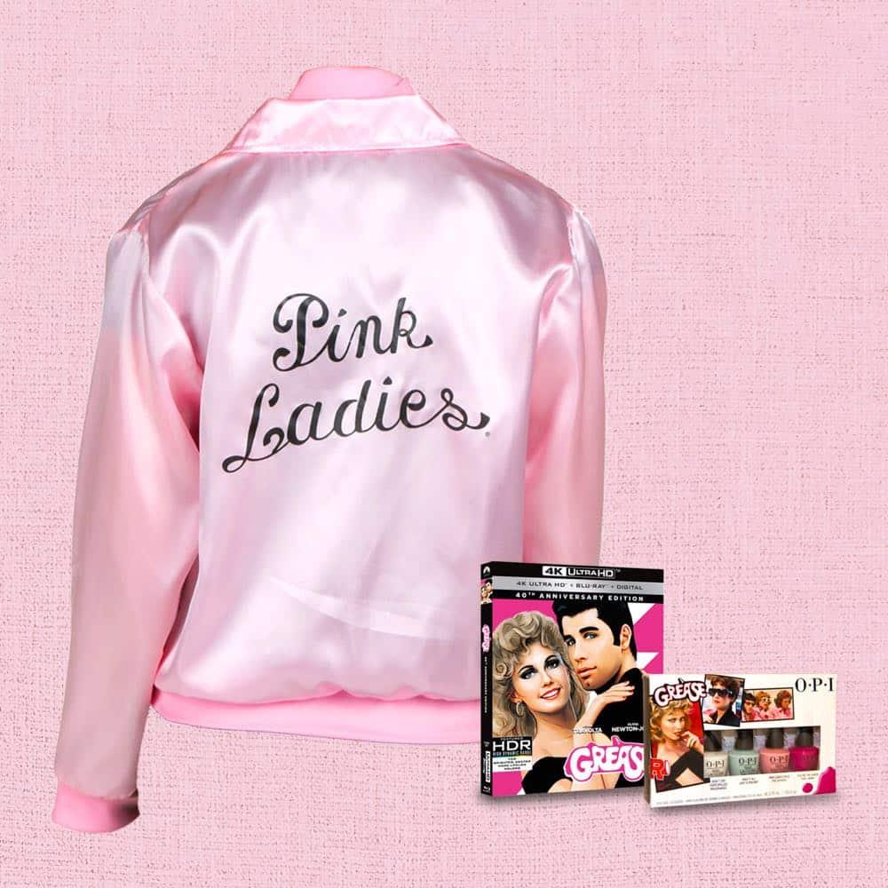 Grease 4K Pink OPI
