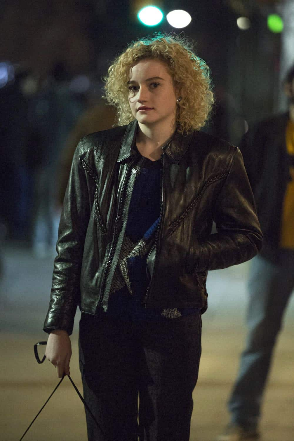 "THE AMERICANS -- ""The Great Patriotic War"" -- Season 6, Episode 5 (Airs Wednesday, April 25, 10:00 pm/ep) -- Pictured: Julia Garner as Kimmy. CR: Eric Liebowitz/FX"