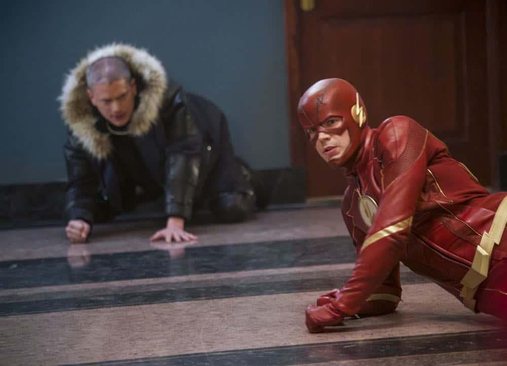 The Flash Episode 19 Season 4 Fury Rogue 07