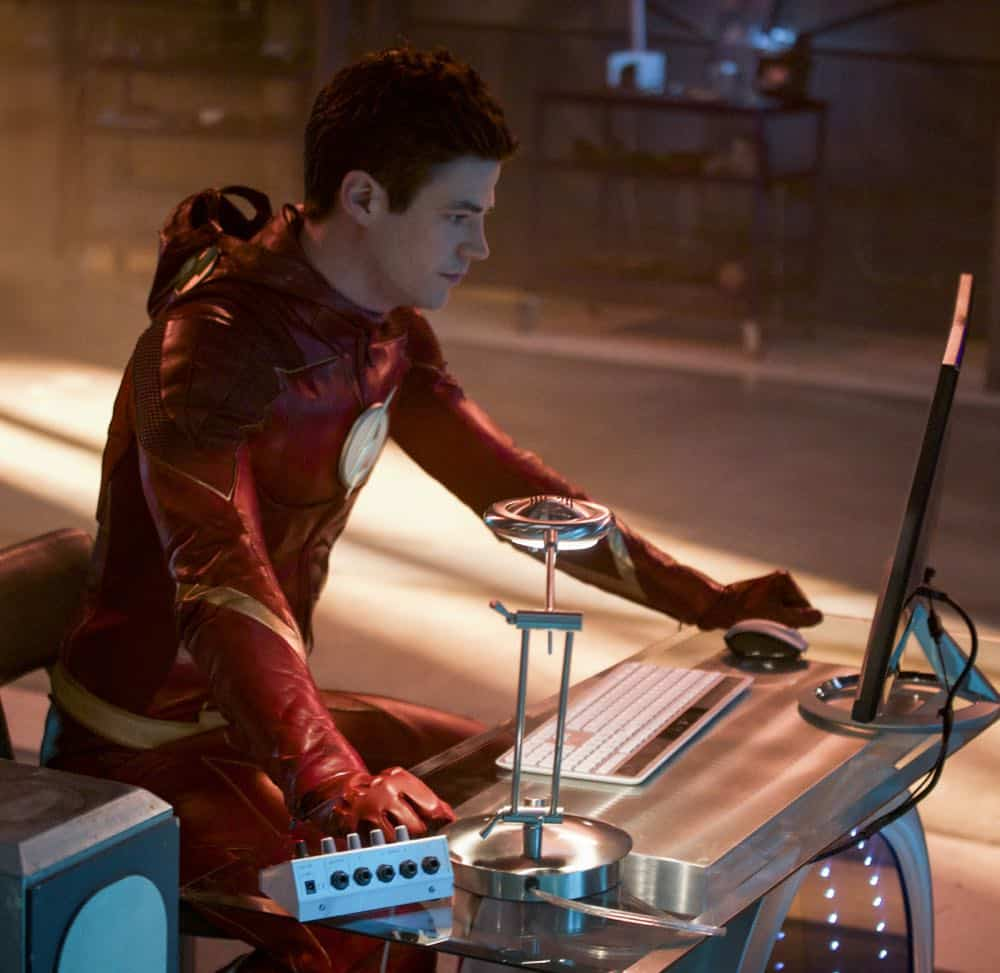 The Flash Episode 19 Season 4 Fury Rogue 09