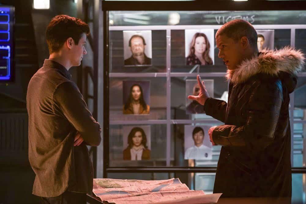 The Flash Episode 19 Season 4 Fury Rogue 10