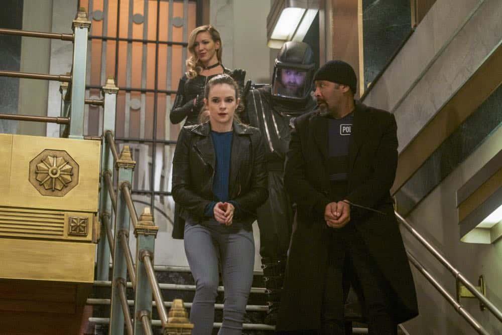 The Flash Episode 19 Season 4 Fury Rogue 03