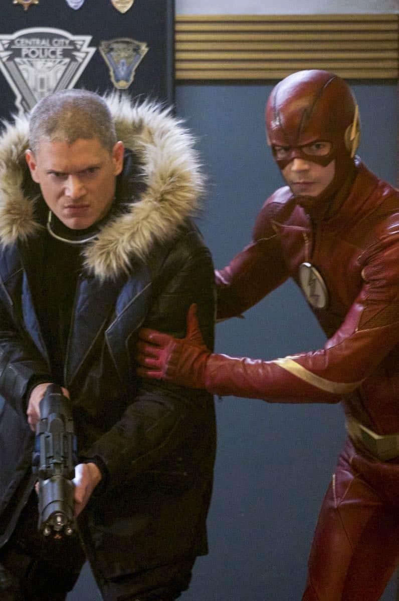 The Flash Episode 19 Season 4 Fury Rogue 05