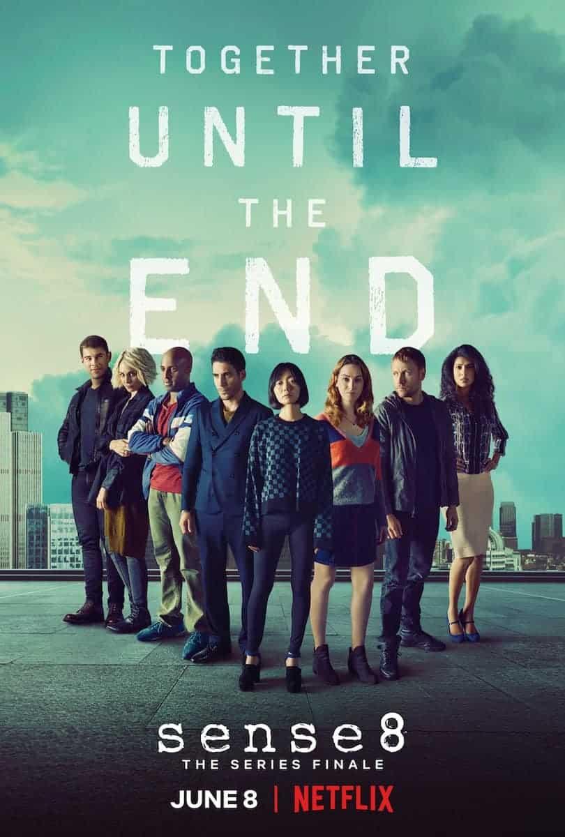 Sense8 Series Finale Poster Netflix