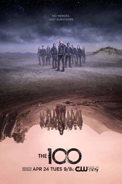 THE 100 Season 5 Poster 2