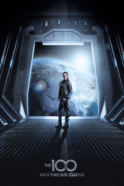 THE 100 Season 5 Poster 4