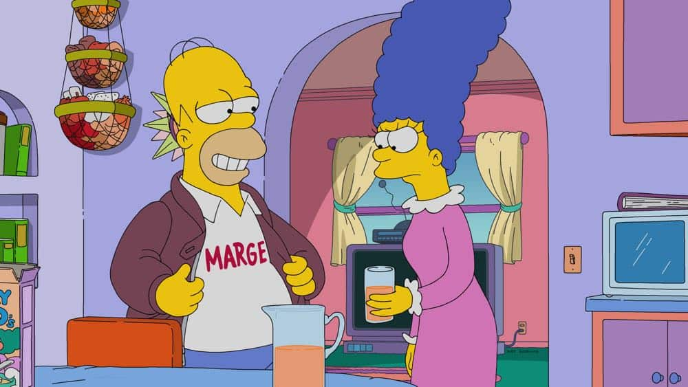 "THE SIMPSONS: Grampa makes a confession to Homer while on his deathbed. After his recovery, he comes to realize that this issue will not be easy to reconcile in the ""Forgive and Regret"" episode of THE SIMPSONS airing Sunday, April 29 (8:00-8:30 PM ET/PT) on FOX. THE SIMPSONS ™ and © 2018 TCFFC ALL RIGHTS RESERVED."