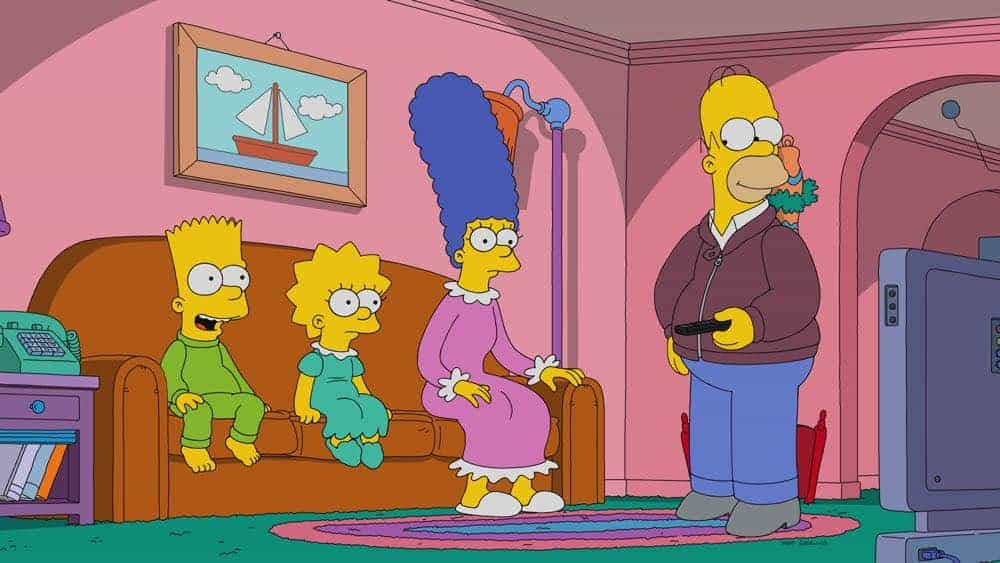 The Simpsons Episode 18 Season 29 Forgive and Regret 2