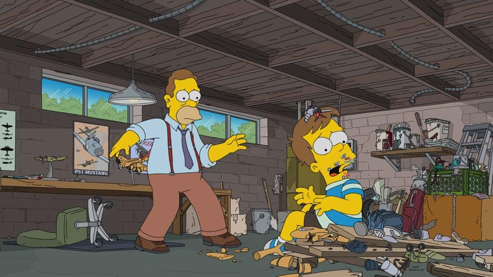 The Simpsons Episode 18 Season 29 Forgive and Regret 5