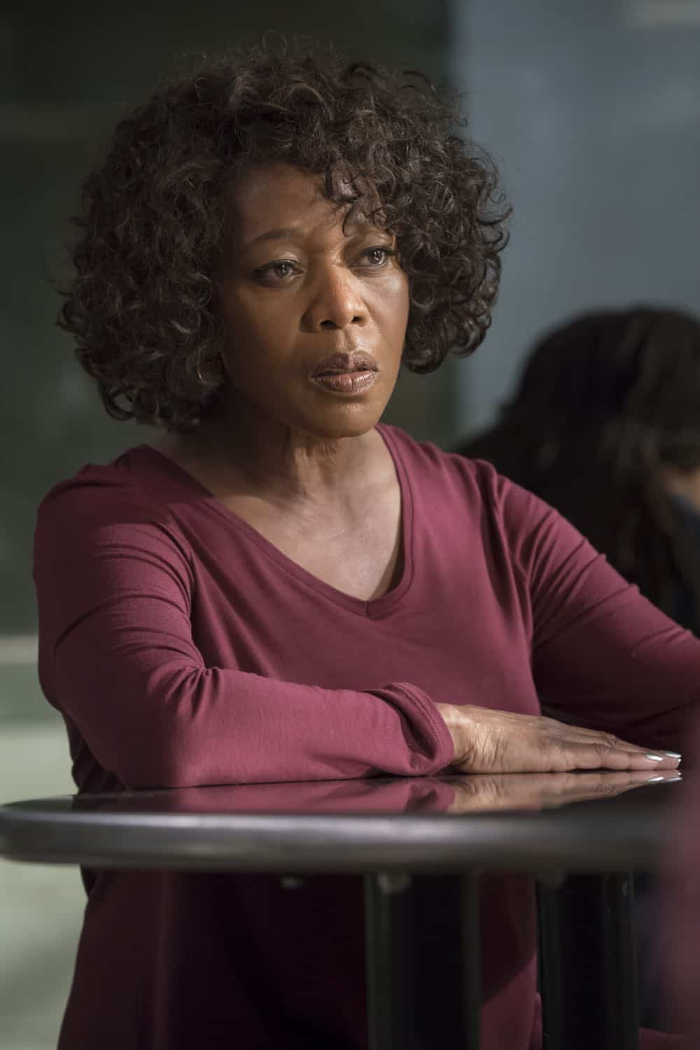 "EMPIRE: Guest star Alfre Woodard in the ""False Face"" episode of EMPIRE airing Wednesday, April 25 (8:00-9:00 PM ET/PT) on FOX. CR: Fox Broadcasting Co. CR: Chuck Hodes"