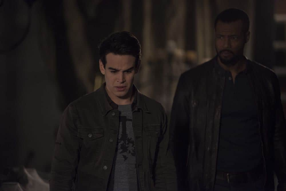 Shadowhunters Episode 7 Season 3 Salt In The Wound 17