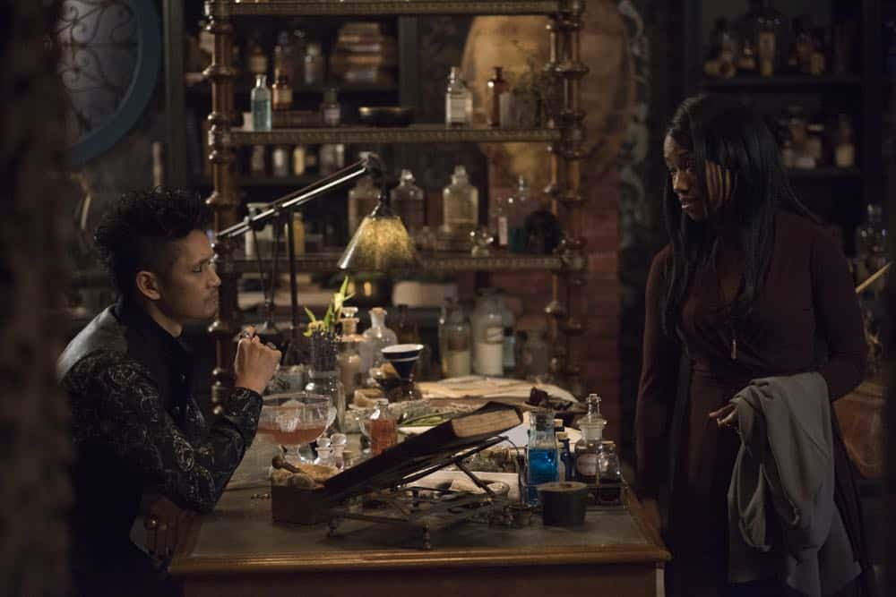 Shadowhunters Episode 7 Season 3 Salt In The Wound 01