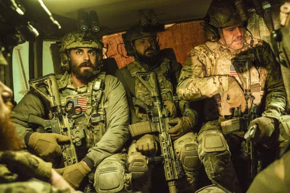Seal Team Episode 19 Season 1 Takedown 10