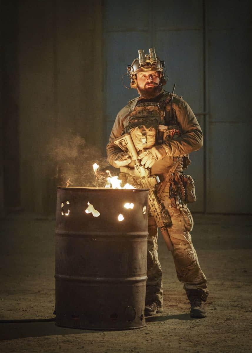 Seal Team Episode 19 Season 1 Takedown 14