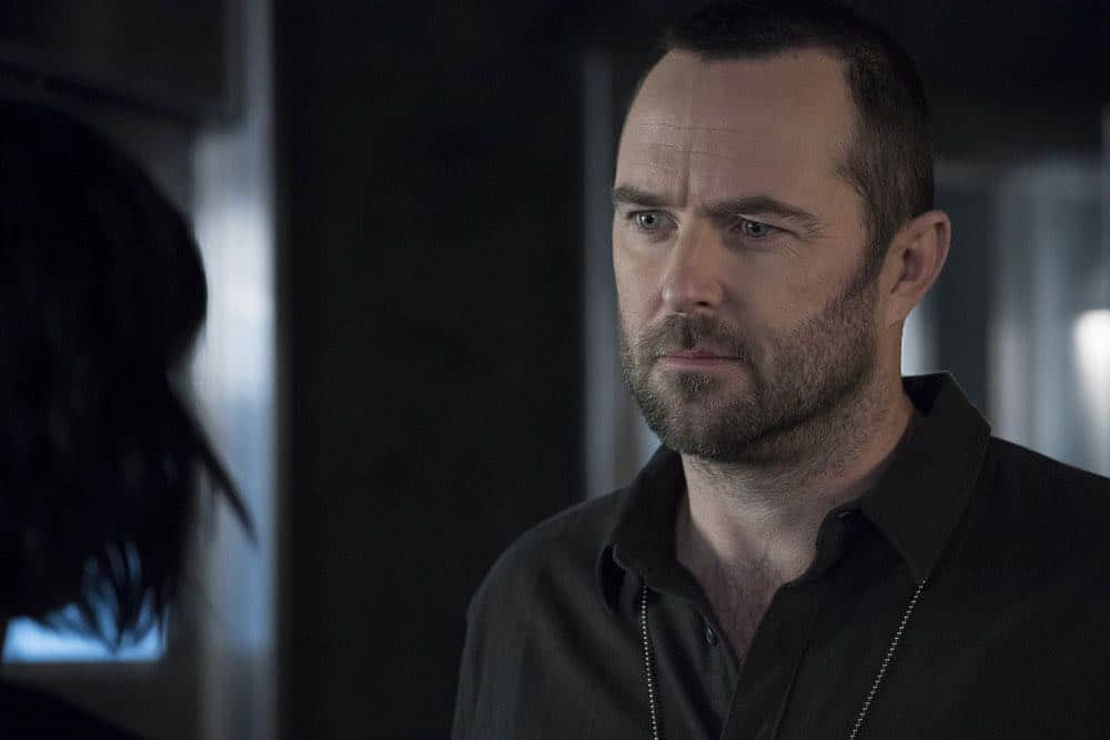 "BLINDSPOT -- ""Galaxy of Minds"" Episode 319 -- Pictured: Sullivan Stapleton as Kurt Weller -- (Photo by: Virginia Sherwood/NBC/Warner Bros)"