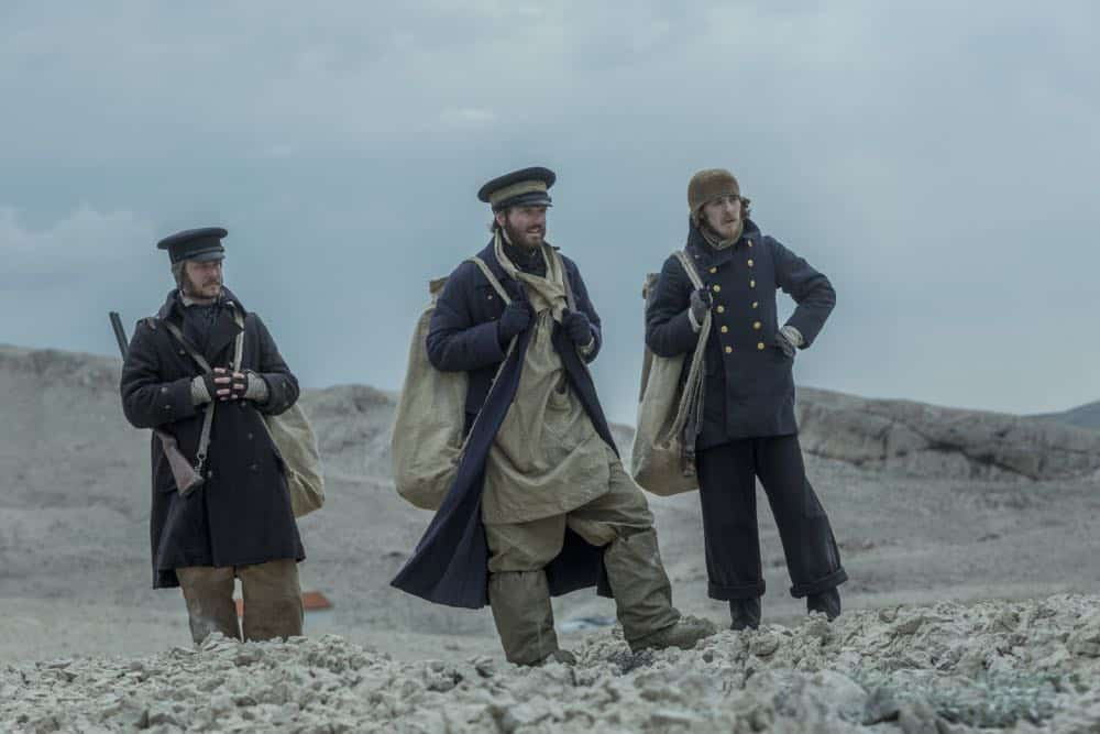 Adam Nagaitis as Cornelius Hickey - The Terror _ Season 1, Episode 7 - Photo Credit: Aidan Monaghan/AMC