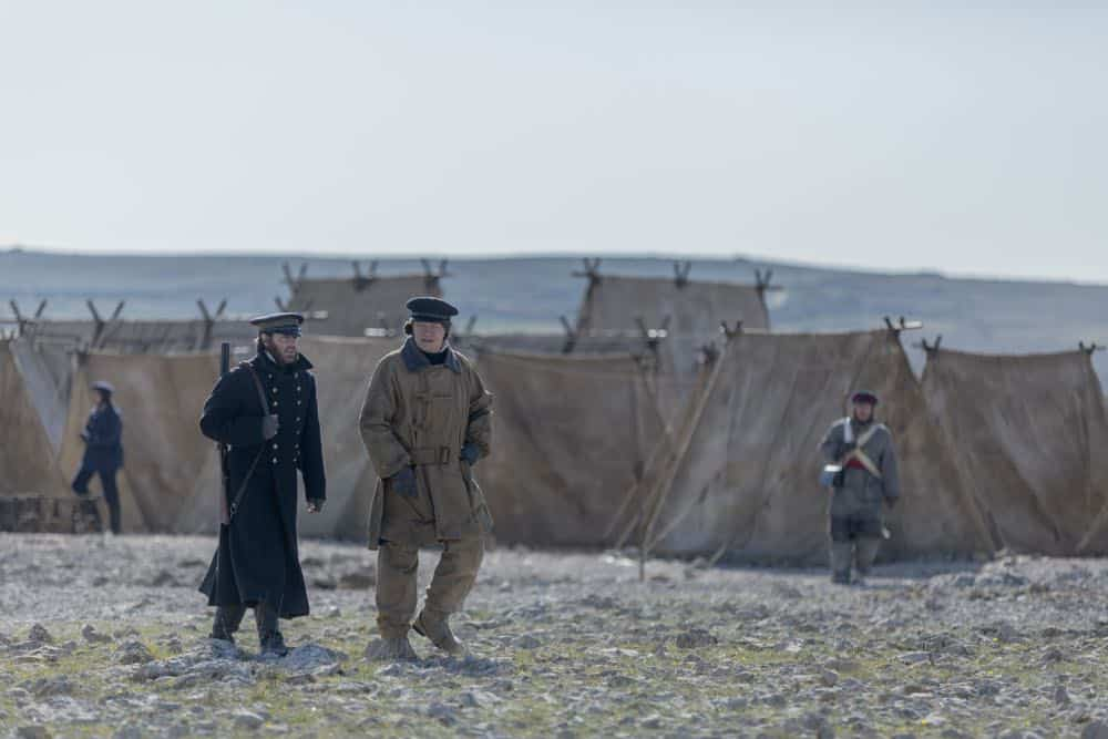 Jared Harris as Francis Crozier - The Terror _ Season 1, Episode 7 - Photo Credit: Aidan Monaghan/AMC