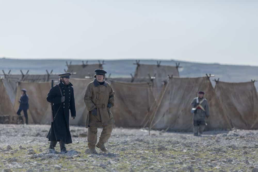 Jared Harris as Francis Crozier - The Terror _ Season 1, Episode 7 - Photo Credit: Aidan Monaghan/AMC