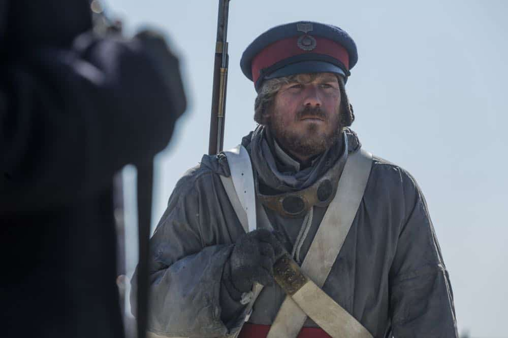Jack Colgrave Hirst as Tom Hartnell - The Terror _ Season 1, Episode 7 - Photo Credit: Aidan Monaghan/AMC