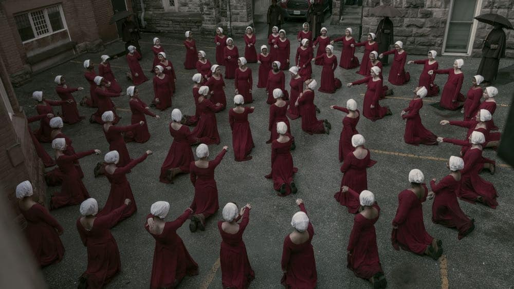 The Handmaids Tale Episode 1 Season 2 June 29