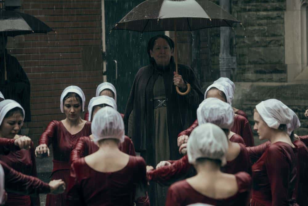 The Handmaids Tale Episode 1 Season 2 June 31