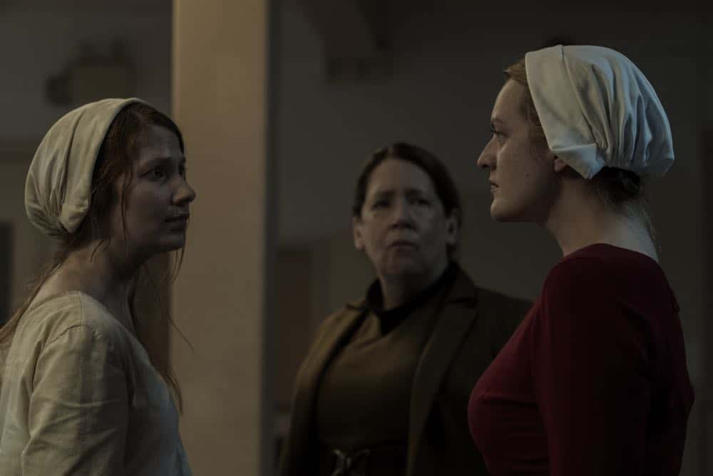 The Handmaids Tale Episode 1 Season 2 June 02