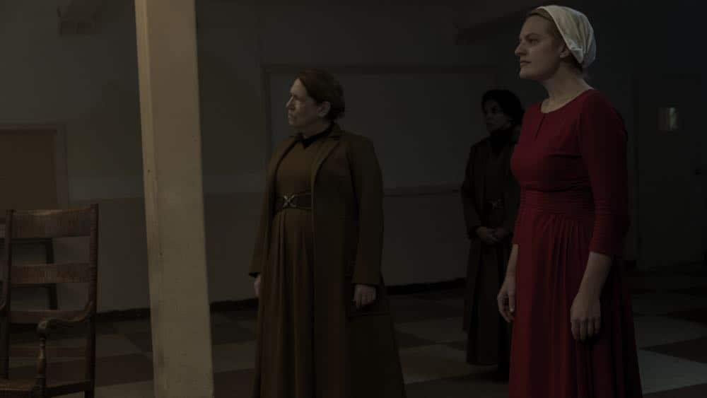 The Handmaids Tale Episode 1 Season 2 June 03