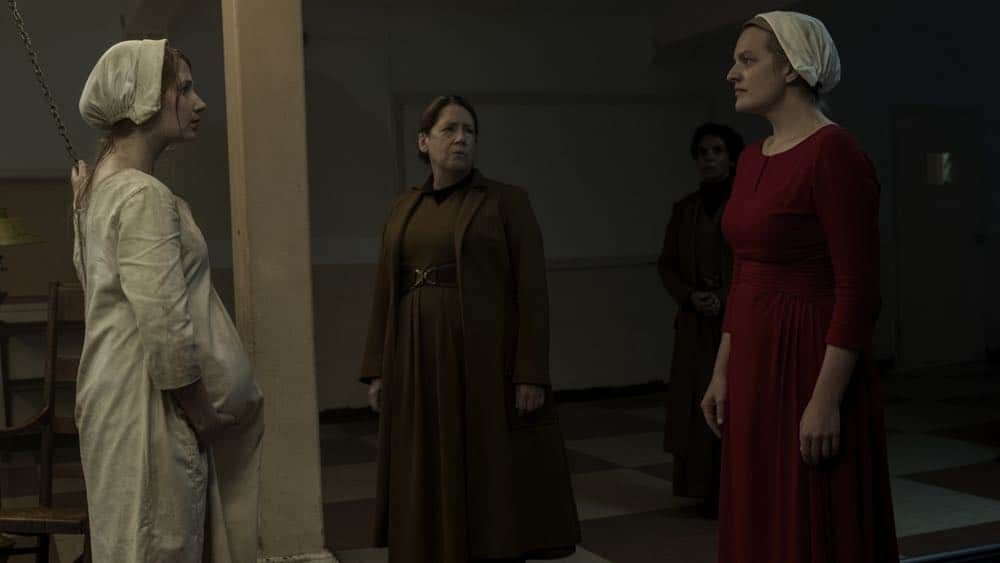 The Handmaids Tale Episode 1 Season 2 June 04