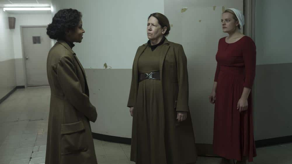 The Handmaids Tale Episode 1 Season 2 June 06