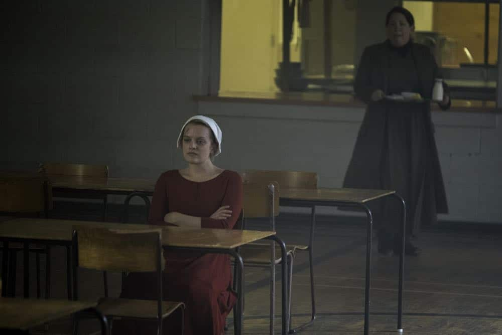 The Handmaids Tale Episode 1 Season 2 June 07