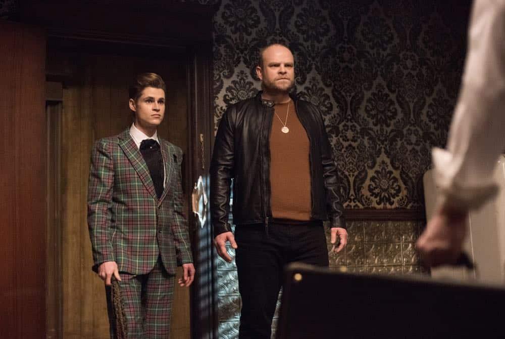 Supernatural Episode 20 Season 13 Unfinished Business 11