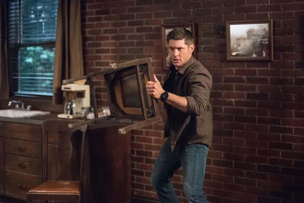 Supernatural Episode 20 Season 13 Unfinished Business 12