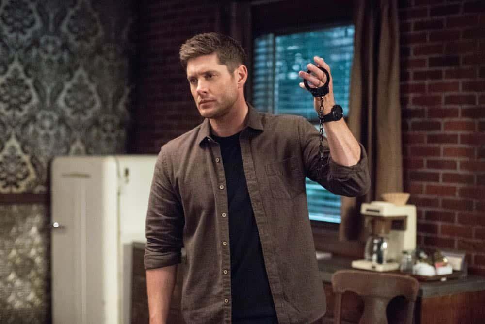 Supernatural Episode 20 Season 13 Unfinished Business 17