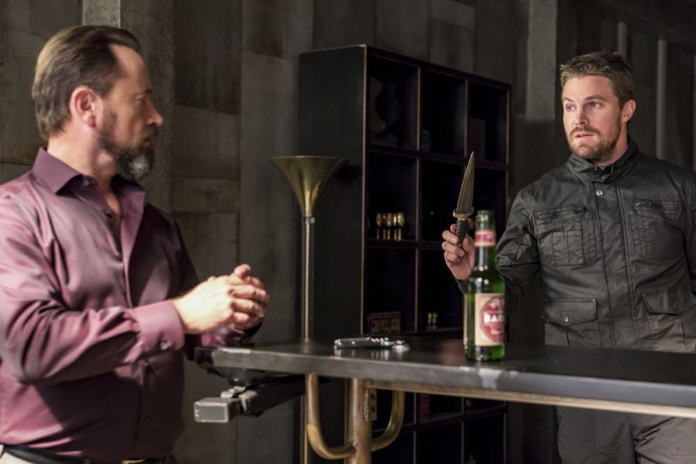 Arrow Episode 20 Season 6 Shifting Allegiances 07