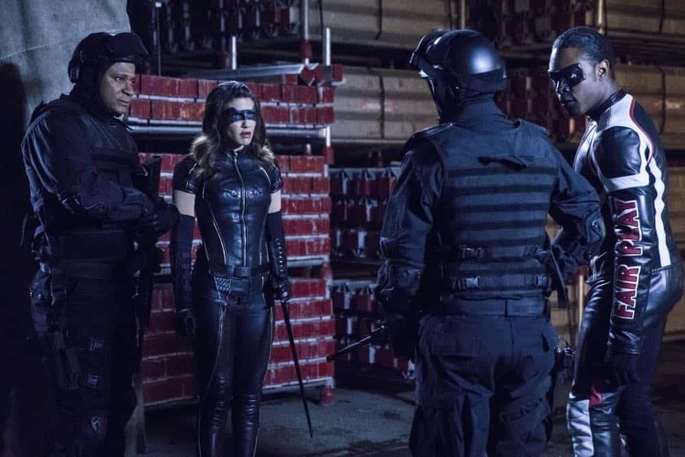 Arrow Episode 20 Season 6 Shifting Allegiances 09