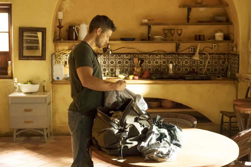 "IMPOSTERS -- ""Andiamo"" Episode 204 -- Pictured: Parker Young as Richard -- (Photo by: Christos Kalohoridis/Bravo)"