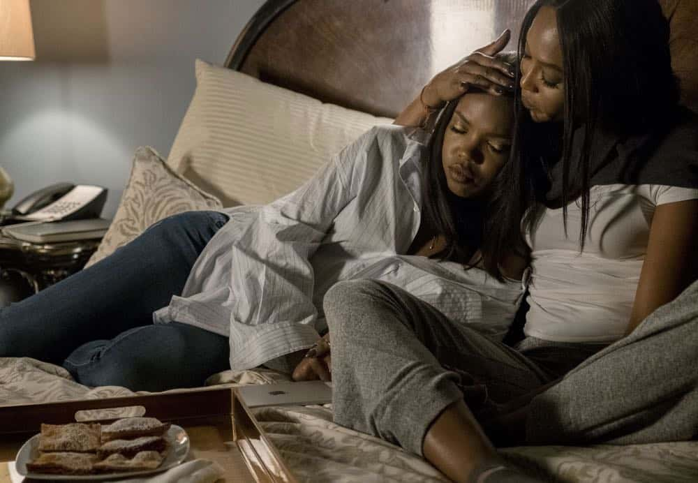"STAR: L-R: Ryan Destiny and guest star Naomi Campbell in the ""Let the Good Times Roll"" episode of STAR airing Wednesday, May 2 (9:00-10:00 PM ET/PT) on FOX. ©2018 Fox Broadcasting Co. CR: Wilford Harewood/FOX"