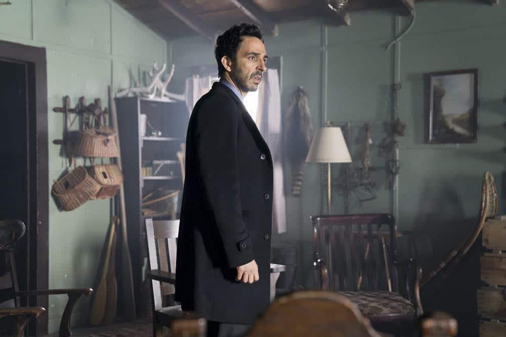 The Blacklist Episode 20 Season 5 Nicholas T Moore 110 20