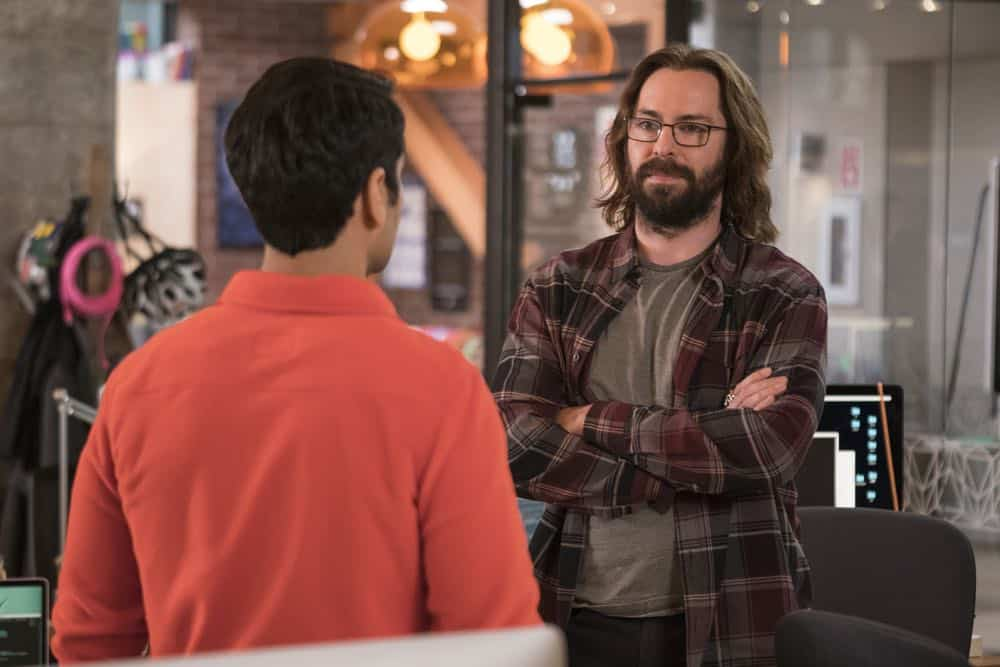 Episode 44 (season 5, episode 6), debut 4/29/18: Martin Starr. photo: Ali Paige Goldstein/HBO
