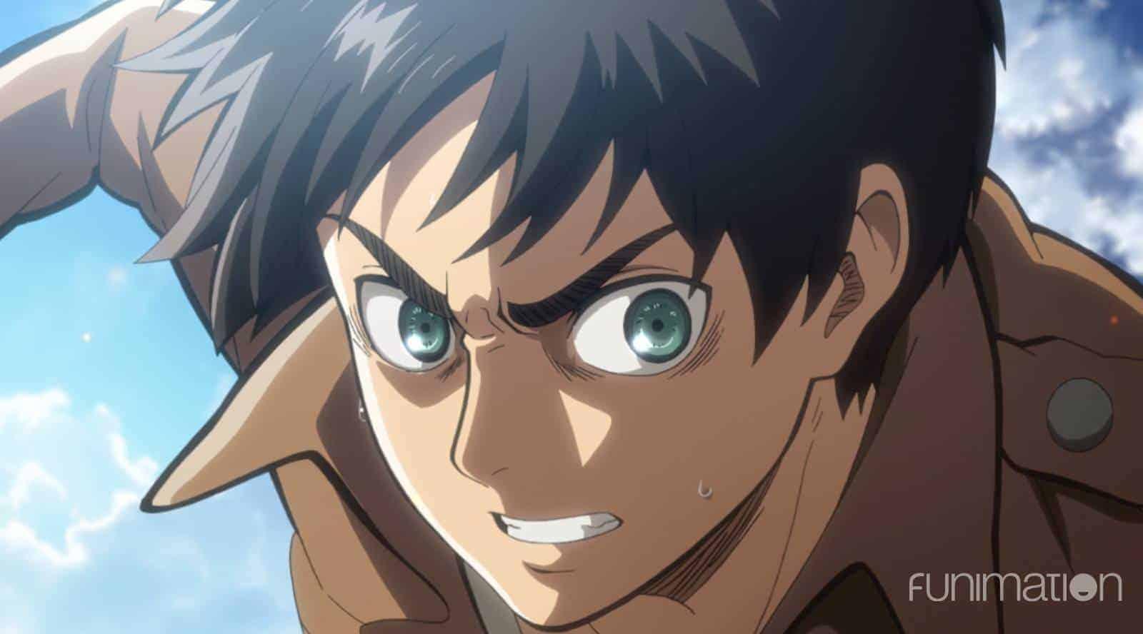 Attack On Titan Funimation
