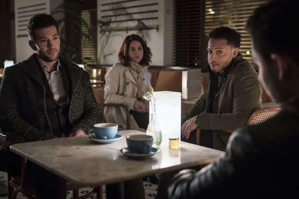 Ransom Episode 4 Season 2 A Free Man In Paris 01