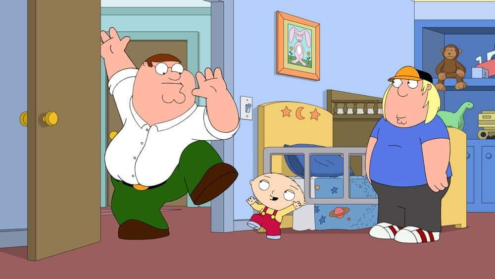Family Guy Episode 17 Season 16 Switch The Flip 09